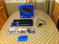 Playstation 3 super slim edition (500GB) bundle