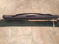 Hardy salmon fly rod