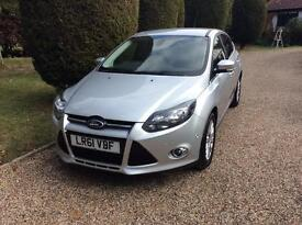 Ford focus titanium only 68,000 miles full Ford service history
