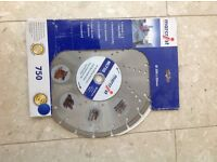 300 MM Marcist professional cutting disc