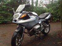 BMW R1100s 2002 motor bike