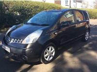 NISSAN NOTE SE 12 MONTHS MOT STARTS AND DRIVES PERFECT EXCELLENT FOR NEW DRIVERS