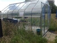 Greenhouse 8ft/15ft/8ft.
