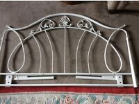 Double bed headboard