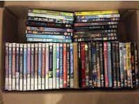 DVD Job Lot - £30