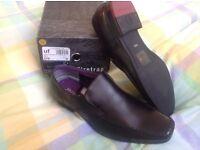 Men's Firetrap shoes black size 8