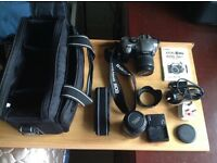 Superb Canon Camera Outfit as shown
