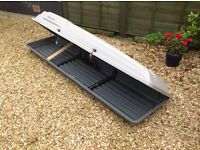 Roof box - ski box - Magnum SportPak Karrite