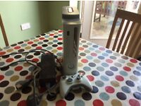 Xbox 360 console 60gb and 1 controller