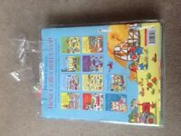 Childrens Richard scarry books- the best collection ever consists of 10 books