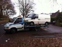 Scrap cars and light commercial wanted