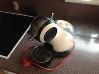 Nescafé coffee machine and pod stand