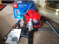 Dirt devil quickpower cylinder pet vacuum new
