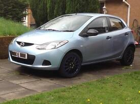 Mazda 2 1.4 TS D , 2008, '58 PLATE' DIESEL. SALVAGE REPAIRABLE ENGINE FAULT