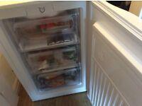 Zanussi White freezer