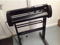 ROHS vinyl cutting plotter model 721