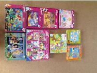 Disney Princess Jigsaw Bundle