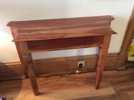 Arcadia console table