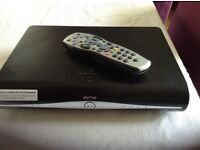 Sky box with control