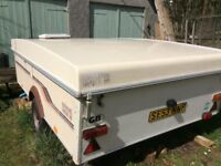 Esterel Folding Caravan