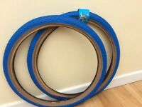 BMX tyres 20 inches new