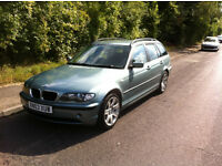 Bmw-318 petrol automatic