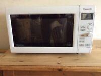 Panasonic microwave - white - used - model number NN-SD440W
