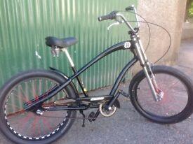Electra beach coaster bike
