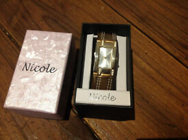 Ladie's Nicole Watch