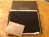 Genuine Gucci I pad cover