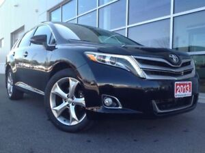 2013 Toyota Venza AWD LIMITED!!! JUST TRADED !!!