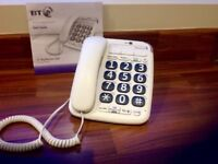 BT Big Button Telephone