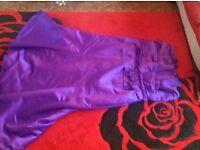 Cadburys Purple Bridesmaid Dress size 22/24