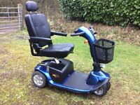 Pride Colt Twin Mobility Scooter 1 year old only £495 purchased new for £1400 Excellent condition