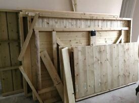 Brand New wooden Garden Shed