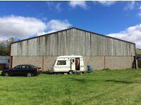 2 Berth Caravan with Woodburner in Burnsall