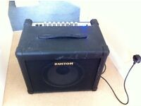 Kustom bass amp - 35w - great condition, perfect for small gigs or monitor at bigger gigs and home