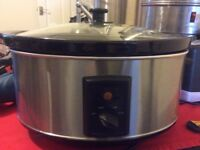 Slow Cooker for Urgent sale. Needs selling in next couple days.