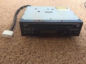 Genuine Toyota car CD player new & unused