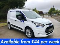 Ford Transit Connect (Caddy Berlingo Traffic Vivaro Transporter) £44 per week