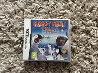 Nintendo DS Game -Happy Feet 2. Excellent Condition