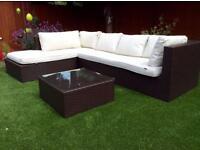Oceans Puerto Rico rattan sofa set