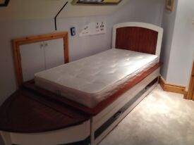 Amazing boat ship single bed