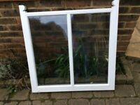 NEW sash windows double glazed and painted
