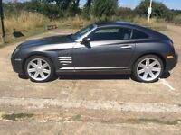 Chrysler Crossfire 2006 Coupe Automatic 3.2L V6 215 BHP