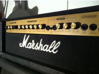 Marshall G100RCD Head 100W with 4x12 angled cab