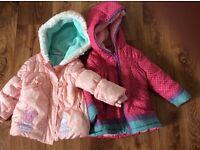 Girls winter bundle 12-18 months