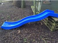 Children's Sturdy Plastic Slide