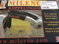 Brand New Milenco Alko Hitch Lock