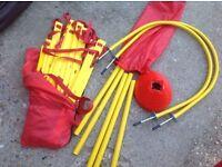 BRAND NEW Football equipment, training etc